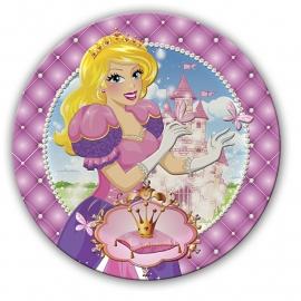 Borden Prinsessen Feest 6 st