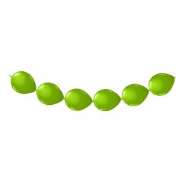 Ballonslinger Lime Groen