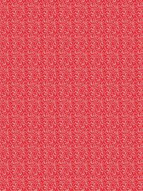 Decoupage papier Stippen rood | 30 x 40 cm | FDA812