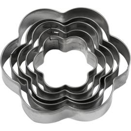 Uitstekers Bloem | 5-delig | 8 cm