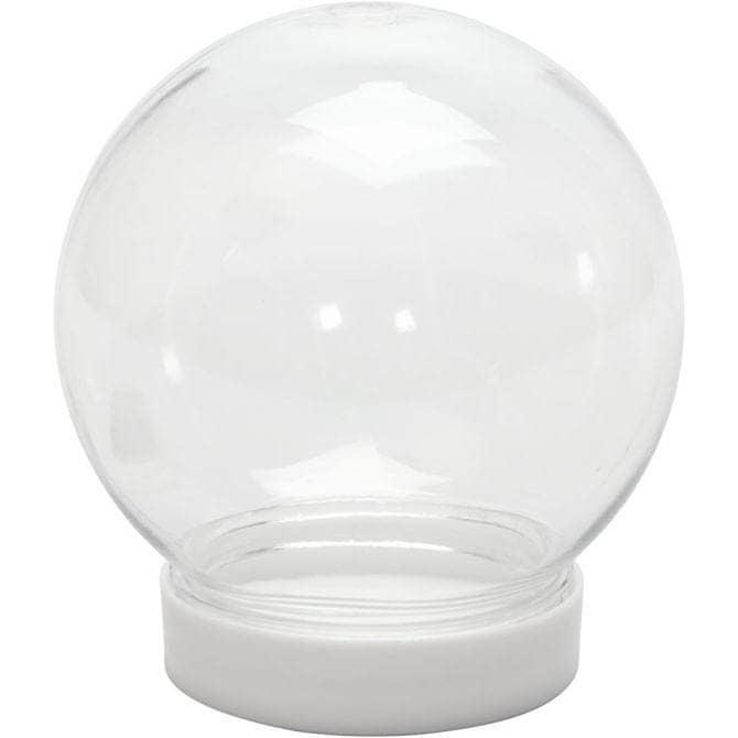 Sneeuwbol - Hoogte 8,5 cm