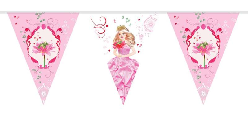 Vlaggenlijn Prinsessenfeest - 10 mtr