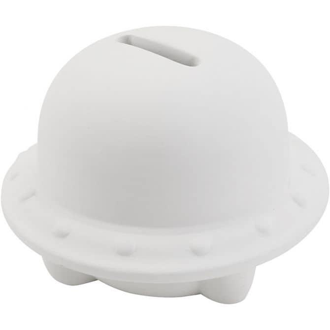 Spaarpot UFO - 9 x 9 cm