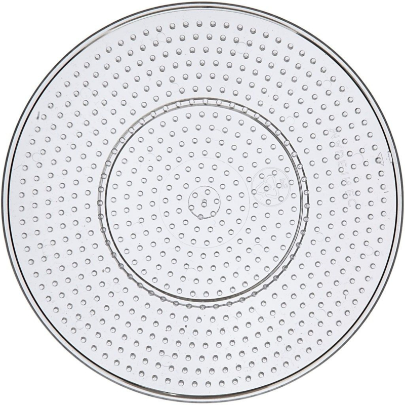 Ronde Onderplaat van Nabbi - medium strijkkralen - 15 cm