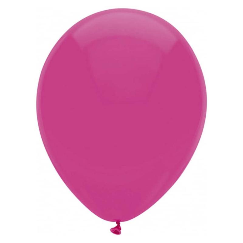 10 Ballonnen Hardroze