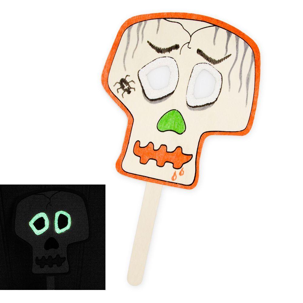 Halloween Maskers - Doodshoofd