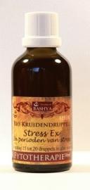 Stress ex druppels  50ml inwendig