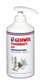 Gehwol Fusskraft Rood 500ml