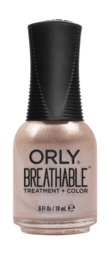 Orly Breathable 18ml Let's Get Fizz-Ical
