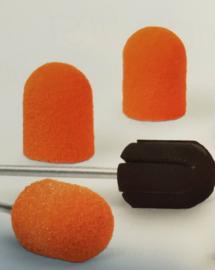 Podo Slijpkappen 5 mm rond  grof/middel/fijn