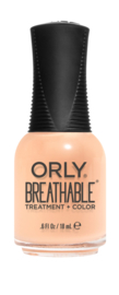 Orly Breathable State of Mind 18ml Peaches and Dreams