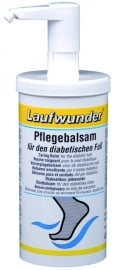 Laufwunder Diabetische Voetcréme Profi Line 450ml met pomp