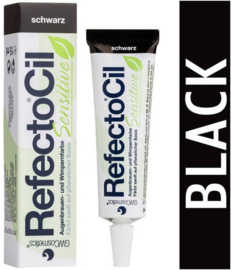 Refectocil sensitive zwart tube 15ml