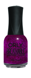 Orly Breathable Bejeweled Don't Take Me For Garnet 18ml