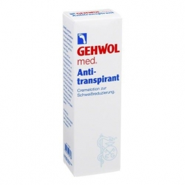 Gehwol Med. Anti-transpirant lotion 125ml