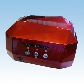 LED Nagellamp met Timer Dark red