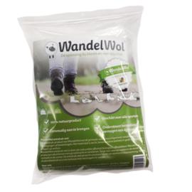 Wandelwol antidruk-wol proef pakket