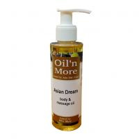 Oil'n More Asian Dream body & massage oil 150ml