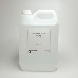 Gedemineraliseerd Water 5000ml