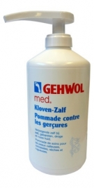Gehwol Klovenzalf 500ml + pomp