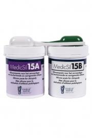 MedicSil 15 A + B siliconen set