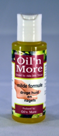 Oil'n More Droge huid & Zwemmerseczeem 50ml
