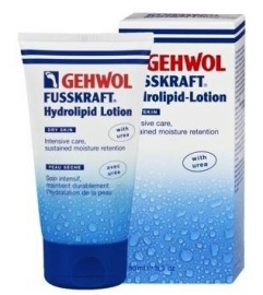 Gehwol Fusskraft Hydrolipide-Lotion Créme 150ml