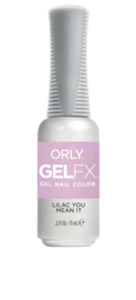 Orly GelFx Feel the Beat Collectie 2020 Lilac You Mean it 9ml
