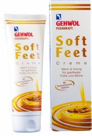 Gehwol Fusskraft Soft Feet 125ml creme