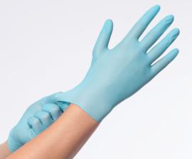 Soft Nitril Easyglide & Grip mt S blauw