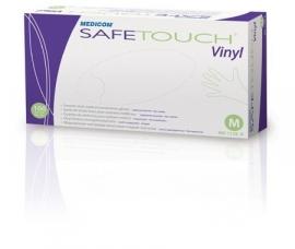 Safetouch Vinyl Gloves Powdered