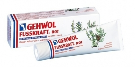 Gehwol Fusskraft Rood 75ml