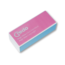 Credo Magic Shine Polijstblok