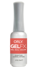 Orly GelFx Positive Coral-Ation 9ml