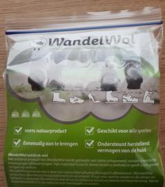 WandelWol antidruk-wol 20gram zakje