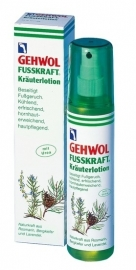 Gehwol Fusskraft Kruidenlotion (spray) 150ml