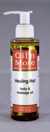 Oil'n More Healing Hot body & massage oil 150ml