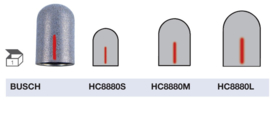 Hybridcap Fijn (HC8880)