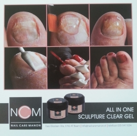 NCM Sculpture Gel Pakket