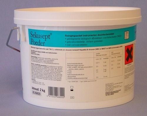 Sekusept Pulver Classic (poeder) 2 kg