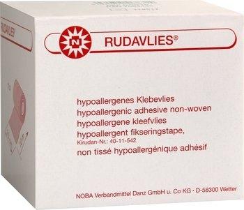 Noba Rudavlies hypoallergene kleefvlies (10m x 10cm).