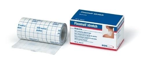 Fixomull Strechpleister 10cm x 10mtr