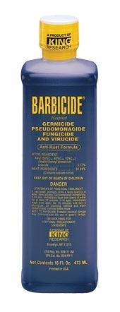 Barbicide Desinfectievloeistof 473ml