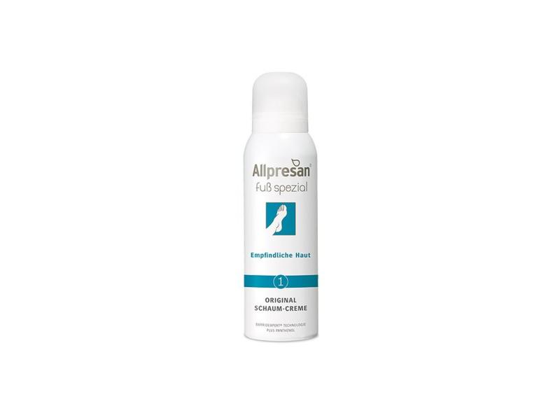 Allpresan® nr1 Fuß spezial 125 ML Sensitive & Stressed Skin Foam