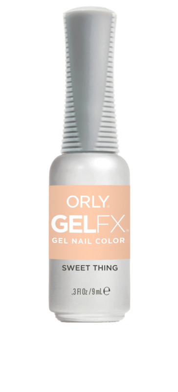 Orly GelFx Feel the Beat Collectie 2020 Sweet Thing 9ml