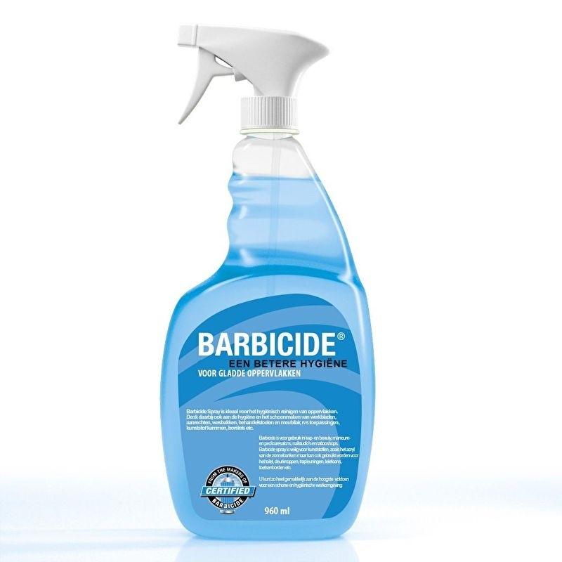 Barbicide Hygiëne Sprayflacon 960ml