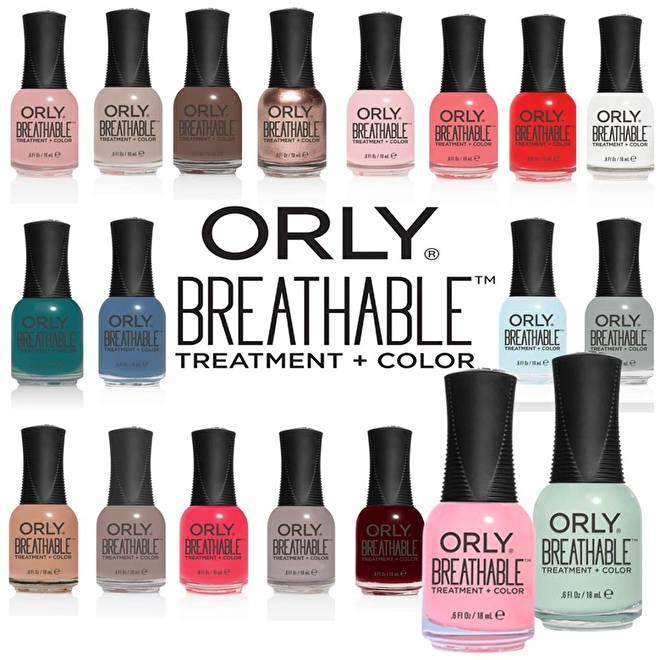 ORLY Breathable 3 in 1 Nagellak | Pedicure Groothandel Het Gooi