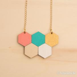 Hanger hexagons