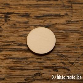 Cirkel 2cm - zonder gaatje