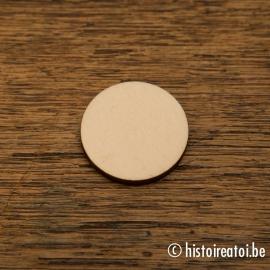 Cirkel 3cm - zonder gaatje